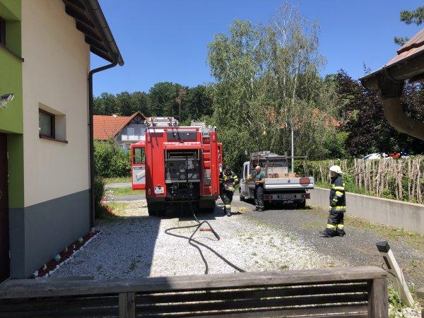 B05-Zimmer vom 05.07.2020     © Feuerwehr Sebersdorf (2020)