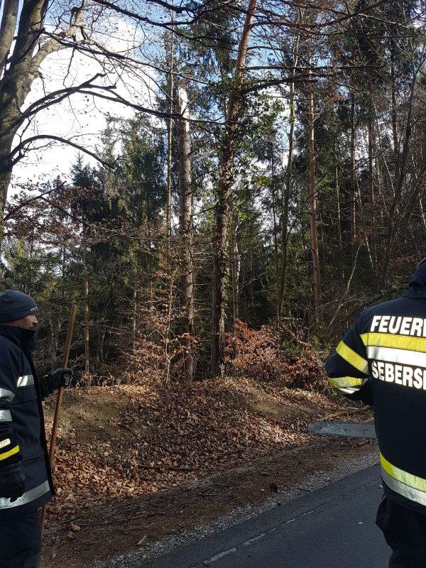 T01-Hilfeleist. vom 05.02.2020  |  © Feuerwehr Sebersdorf (2020)