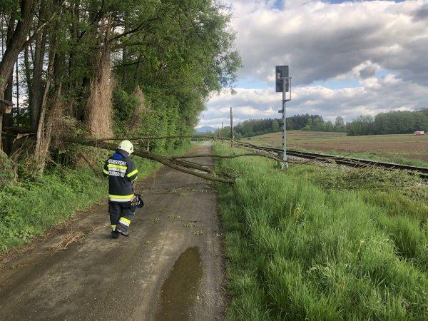 T07-Unwetter vom 03.05.2020  |  © Feuerwehr Sebersdorf (2020)