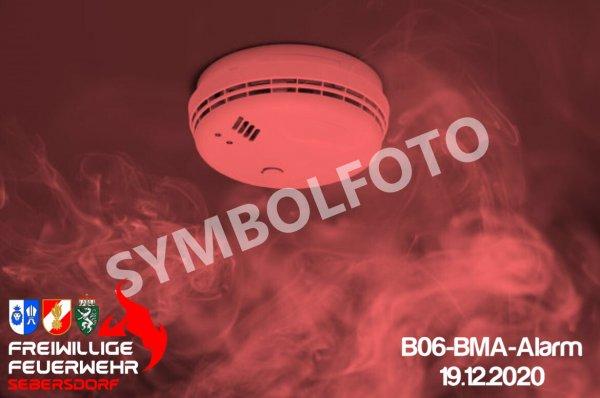 B06-BMA-Alarm vom 19.12.2020  |  © Feuerwehr Sebersdorf (2020)