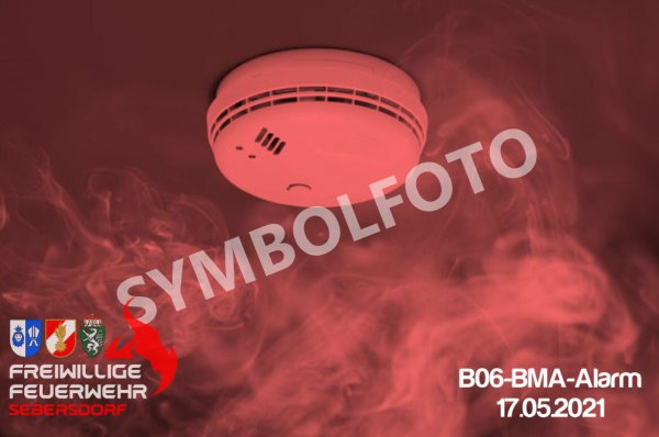 B06-BMA-Alarm vom 17.05.2021  |  © Feuerwehr Sebersdorf (2021)