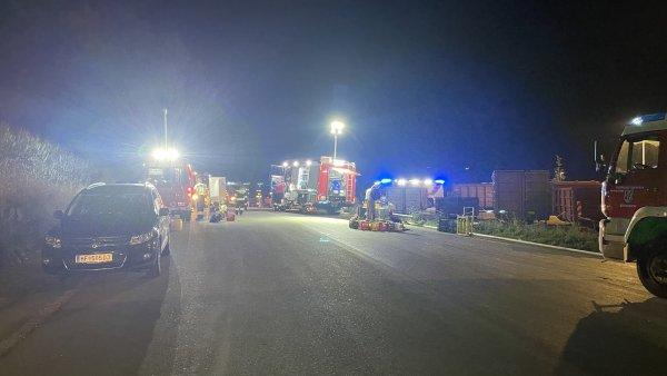 B15-Industrie vom 28.07.2021  |  © Feuerwehr Sebersdorf (2021)
