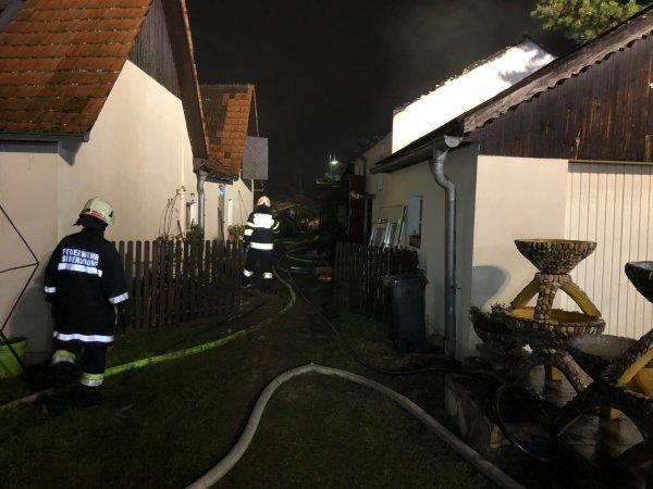 B13-Wirtschaftsg vom 22.11.2018     © Feuerwehr Sebersdorf (2018)