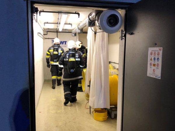 B07-Gas vom 06.01.2019  |  © Feuerwehr Sebersdorf (2019)