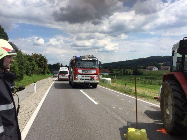 T10-VU-eingekl vom 13.07.2018  |  © Feuerwehr Sebersdorf (2018)