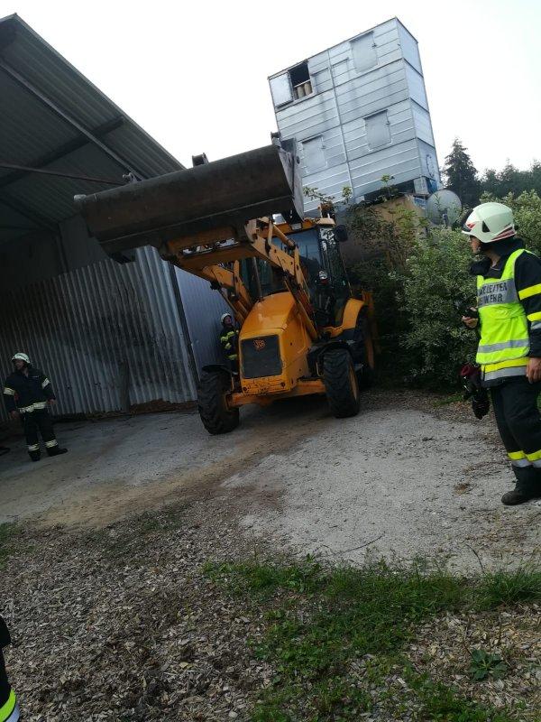 B13-Wirtschaftsg vom 07.08.2018  |  © Feuerwehr Sebersdorf (2018)