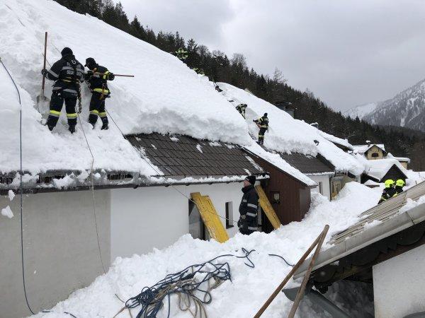 KHD-Einsatz vom 14.01.2019  |  © Feuerwehr Sebersdorf (2019)